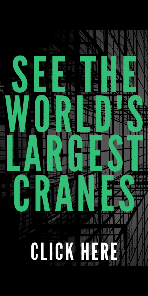 World's largest cranes