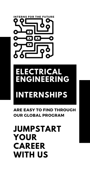 electrical engineering internships are easy to find